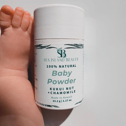 Baby Powder Zero Waste