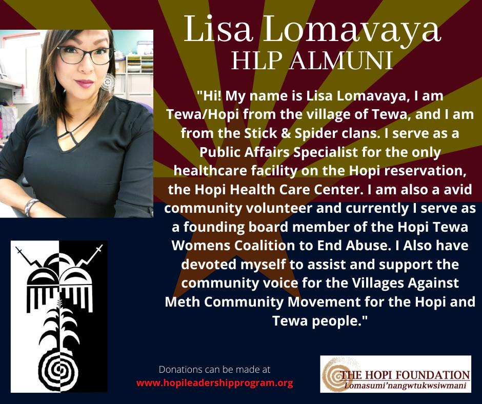 Lisa Lomavaya