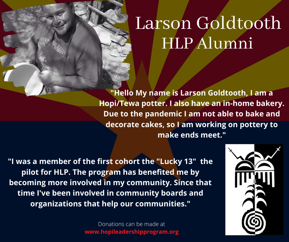 Larson Goldtooth