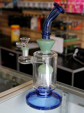 Showerhead Glass Bong