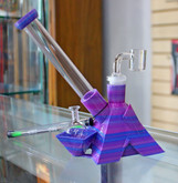 3D Printed Glass Piece