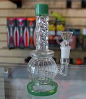 Straight Glass Bong