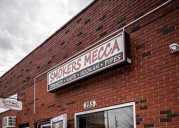 Smoker's Mecca Storefront