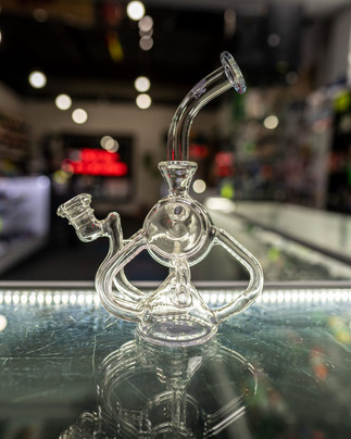 Unique Hand Blown Glass Pieces