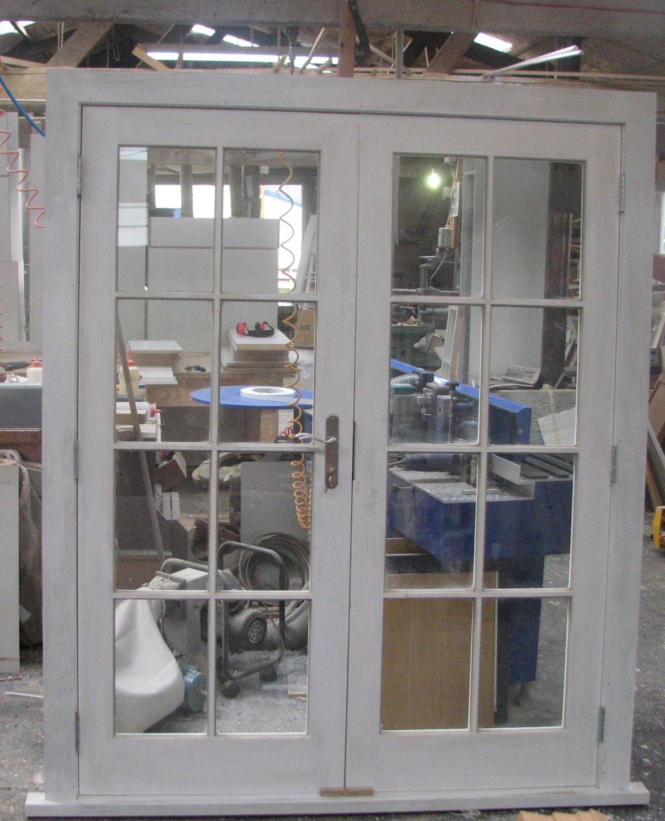 8 Lite French Doors