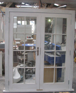8 Lite French Doors