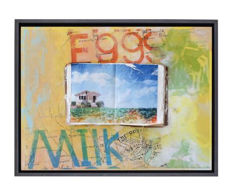 EGGS & MILK