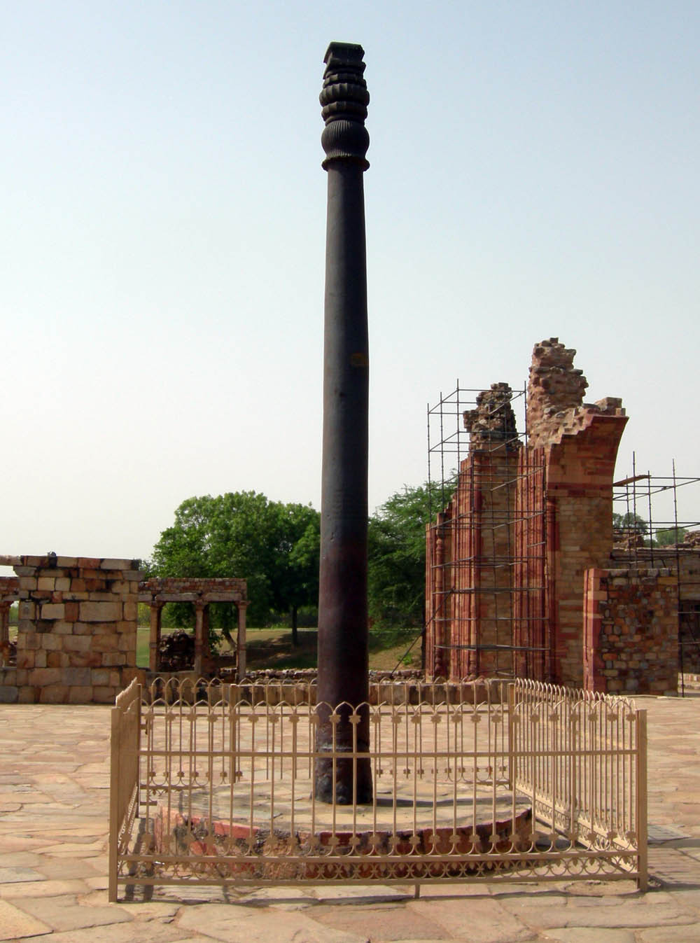 Pillar (Lat) of Ashoka