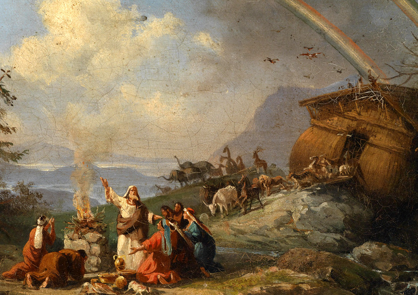 Noah's Ark - How Language And Culture Explain The Story