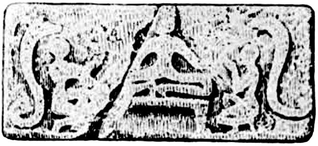 Indus Valley Serpent Seal