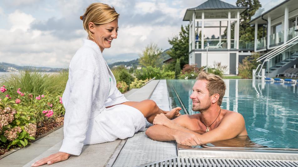 Werbefotografie für das Badehaus Millstatt / Millstättersee