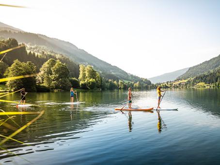 Werbefotografie für die Region Bad Kleinkirchheim und das Familiensportdorf Feld am See