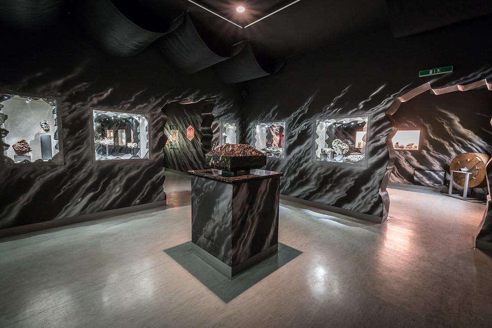 Ausstellung Granatium