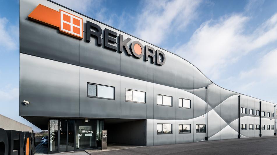 """Werbefotografie für die Firma """"Rekord Fenster"""" in Österreich"""