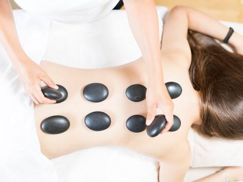 hot stone | massage