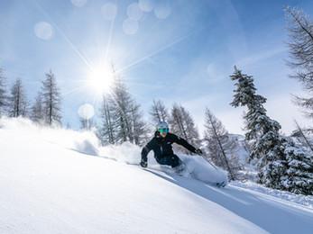 fotograf | tiefschnee | skifahren | kaernten