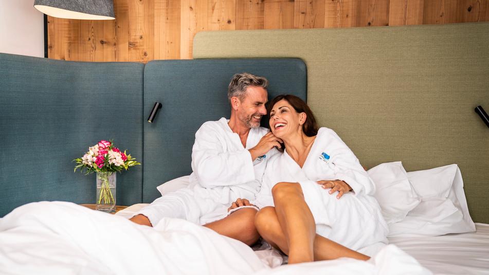 Werbefotografie für das Hotel Sole Felsenbad in Gmünd / Niederösterreich
