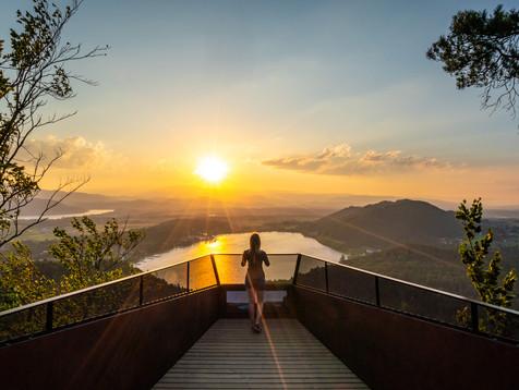 fotograf | sonnenaufgang | kitzelberg | klopeinersee