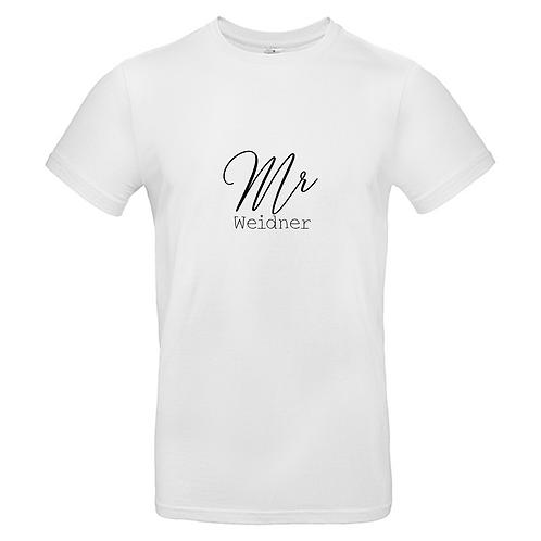 » Mr « Men Shirt