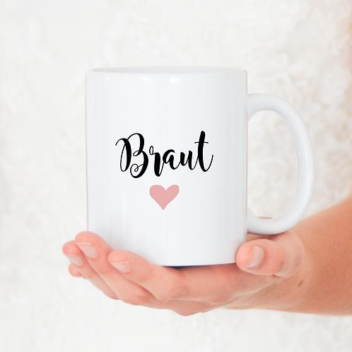 » Braut 2 « Tasse