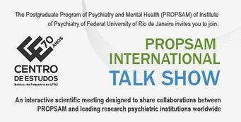 PROPSAM International Talks