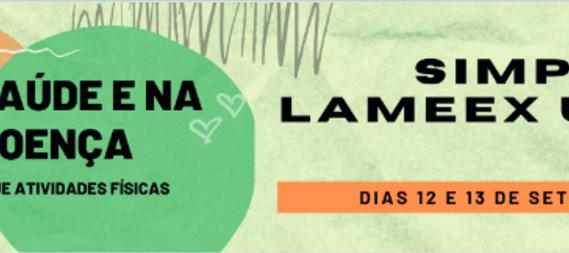 V Simpósio LAMEEx: Atividade física na saúde e na doença