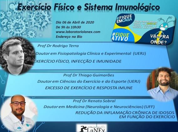 Exercício Físico e Sistema Imunológico
