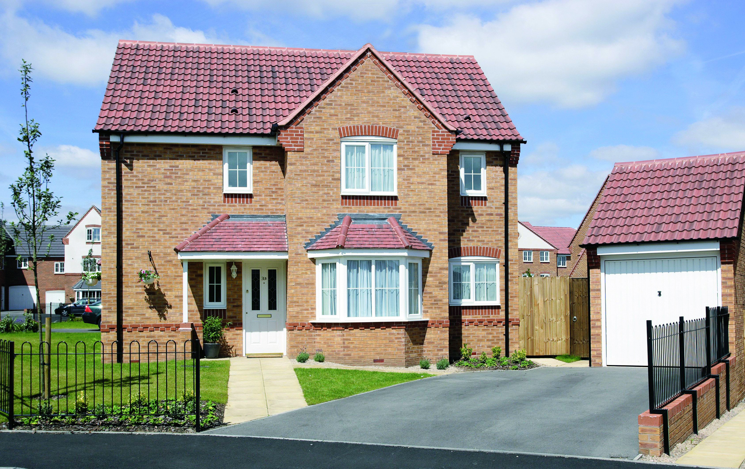 New Homes Tamworth