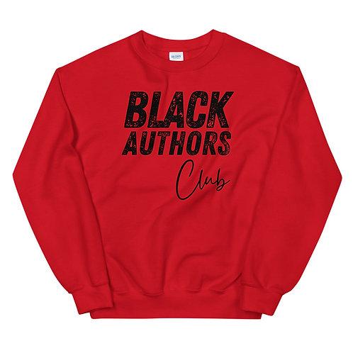 Black Authors Club - Unisex Sweatshirt