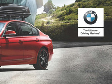 BMW Brochure Design