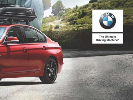BMW Brochure Design