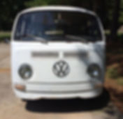 Baxter the 1969 VW Bus