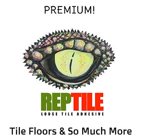 Reptile Premium Loose Tile Adhesive