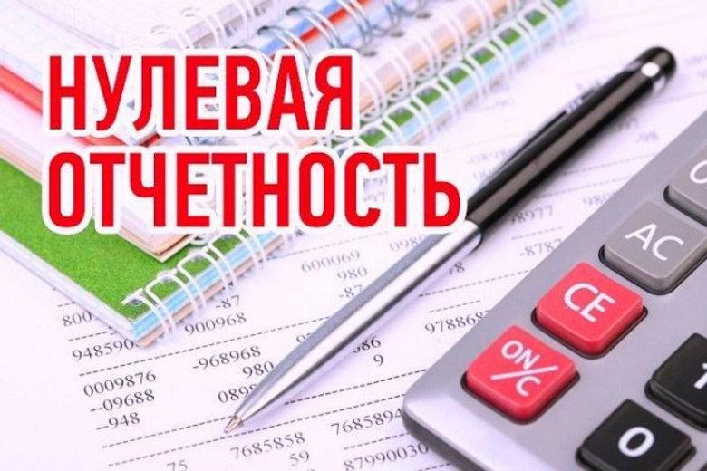 Бухгалтер на нулевую отчетность права и обязанности главного бухгалтера организации реферат