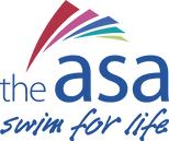 Bury Swim School - ASA Swim for Life Logo