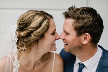Brenton & Heather