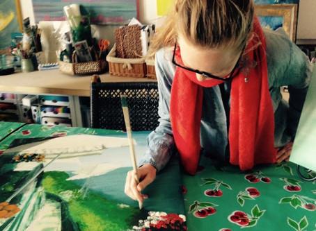 Turning Work into Art