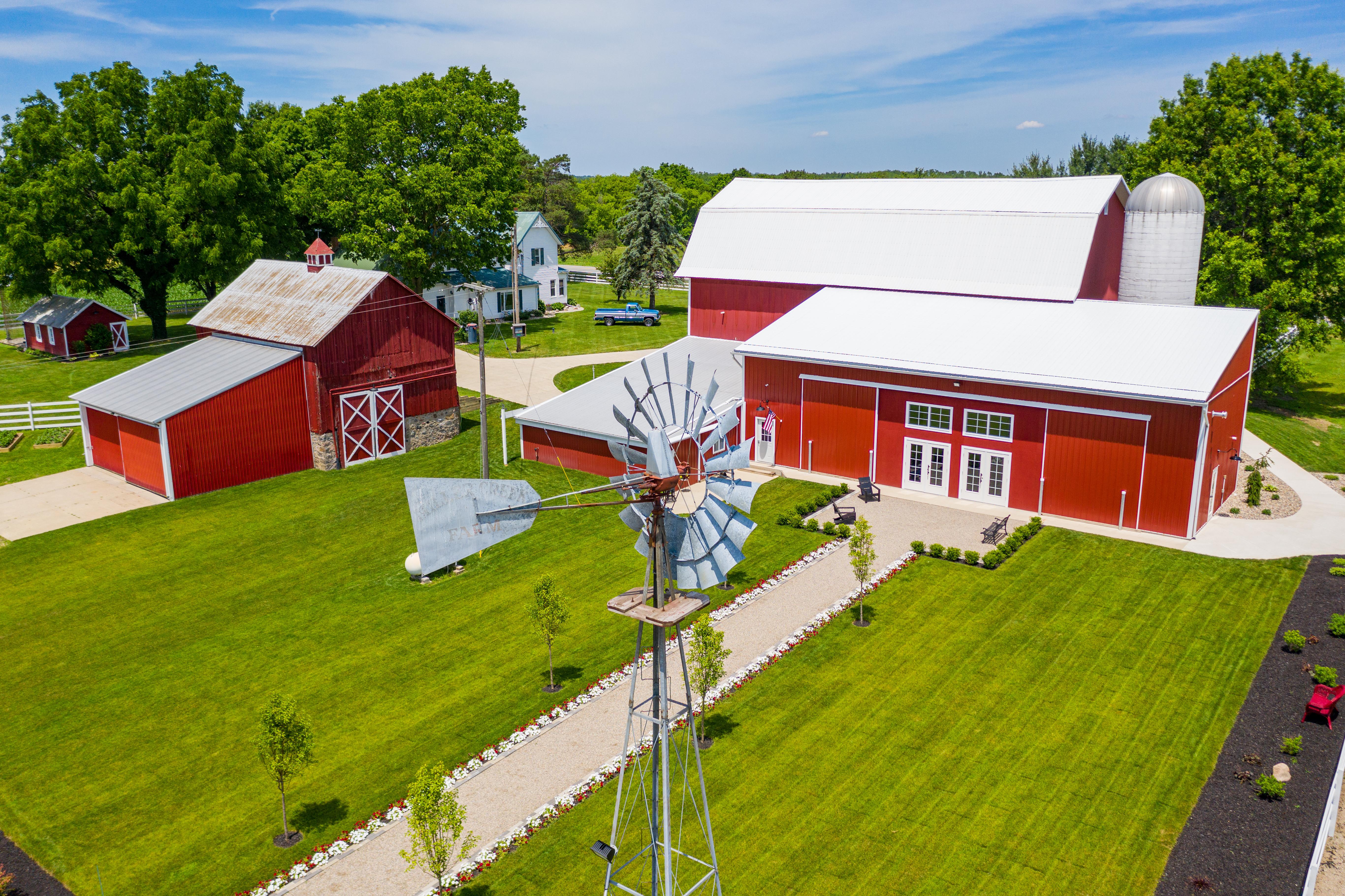 Book Tour of Farm