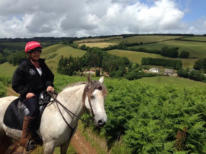 Hacking on Exmoor Pippsway