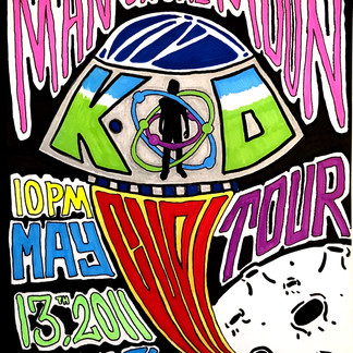 Kid Cudi: Man on the Moon Tour