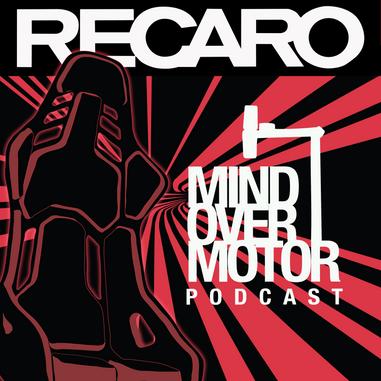 Mind Over Motor Podcast Cover Art