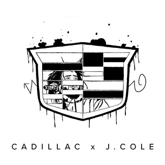 Cadillac x J. Cole playlist cover art