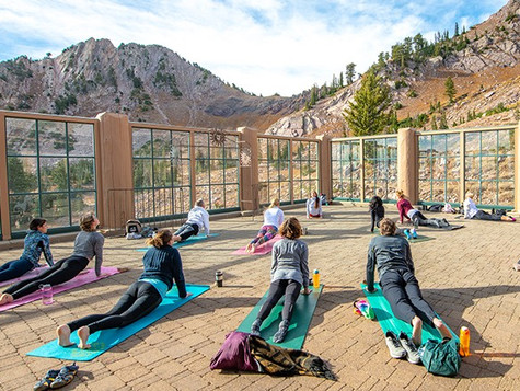 Faith Flow Yoga in Branson, 2020!