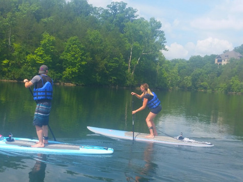 PADDLEBOARD/ SUP YOGA