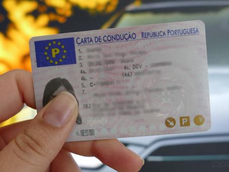 Atestados de carta de condução