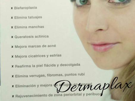 Dermaplax um equipamento com diversas aplicações médico-estéticas