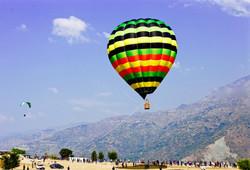Air Safari Rishikesh, India