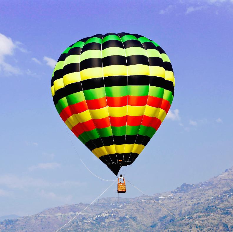 Thrilling Tethered Balloon Rides