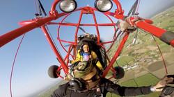 Exhilarating Air Safari Experience