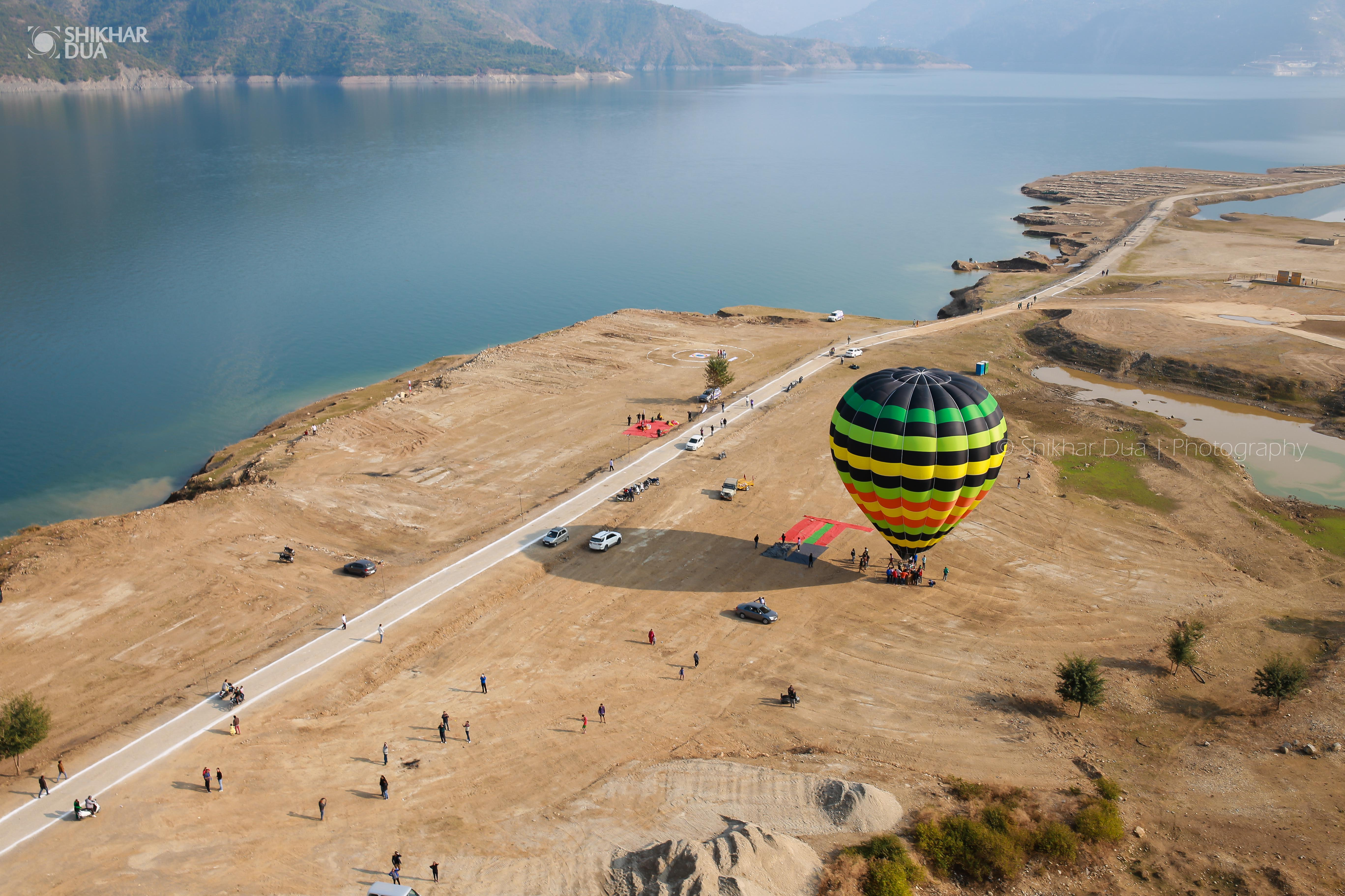 Hot Air Balloon Safari, India